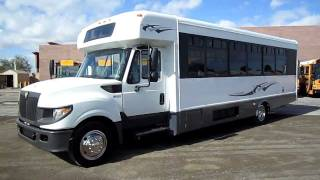 new bus for sale 2013 starcraft xl 28 passenger with rear luggage