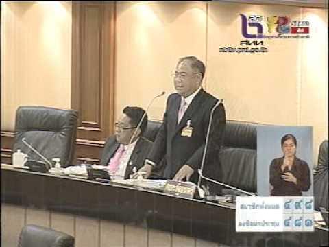 พล.อ.พฤณท์ ยันโครงการต่างๆของรัฐบาล เป็นไปตามแผนที่วางไว้ทั้งหมดแน่นอน 29มี.ค.56