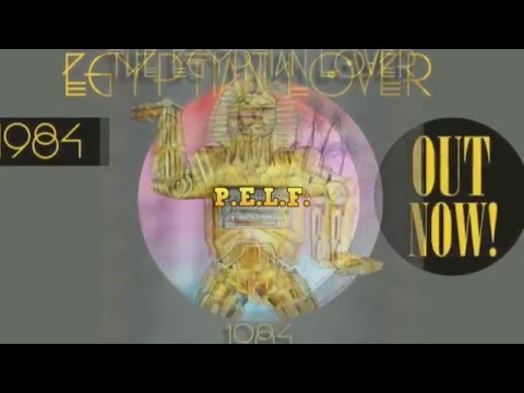 THE EGYPTIAN LOVER 1984 (PROMOTIONAL DEMO VIDEO) CBR MEGAMIX  BY DJ ANDYMAN 2016