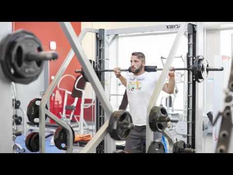 Migros Zürich Silvan Leiter Fitness