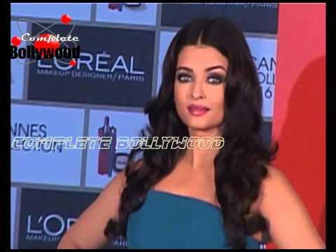 Aishwarya Rai Bachchan Launches Cannes 2016 Collection