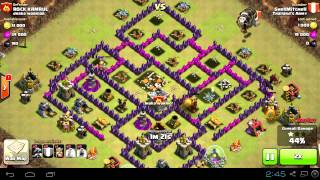 Clash of Clans - Clan Wars - Thailand's Army รอบที่ 2