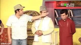 Full Comedy Clip Naseem Vicky And Tariq taddi