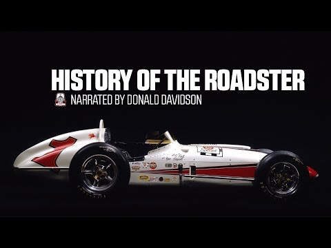 History of the Roadster Era at the Indianapolis 500 narrated by Donald Davidson