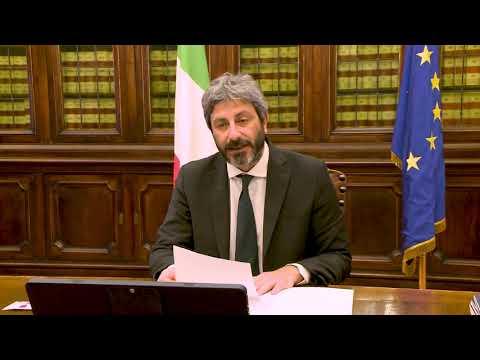 Premio ISPI all'ambasciatore Luca Attanasio: l'intervento del Presidente Fico