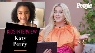Katy Perry Answers Adorable Questions From Her Youngest Fans   PeopleTV