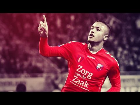 Richairo Zivkovic | Incredible Speed Skills & Goals | 2016/2017 | FC Utrecht (HD)