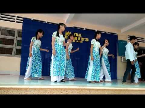 Chi Đội Lớp 8a3 Trường THCS Mỹ Long: Cô Ba Sài Gòn