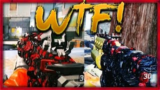 WTF! BLACK & RED DIAMOND CAMO! - Black Ops 3 DIAMOND Weapon Camo On LAST GEN - BO3 RUBY Camo GLITCH?