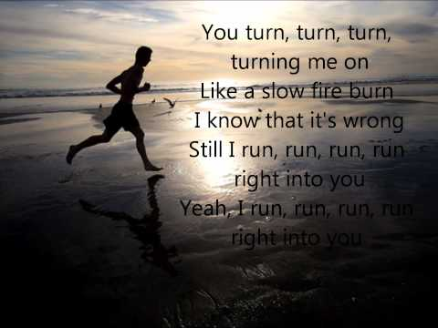 Run by Sugarland and Matt Nathanson (Lyrics)