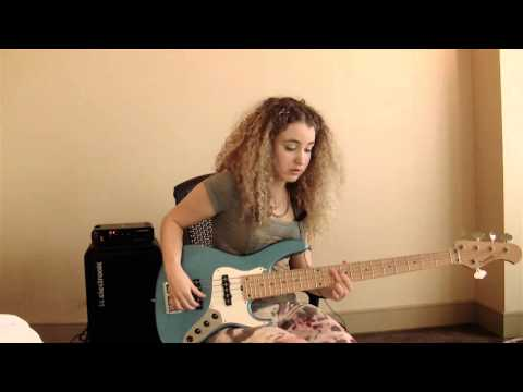 """Tal Wilkenfeld """"Teary Reverb"""" TonePrint for Hall of Fame Reverb"""