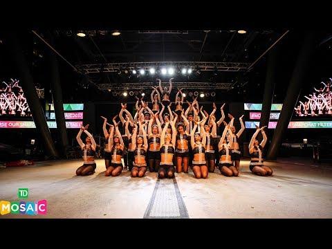Mosaic Fest 2017 Shiamak Toronto Dance Team