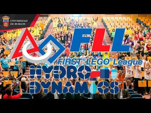 First Lego League 2018. Universidad de Burgos