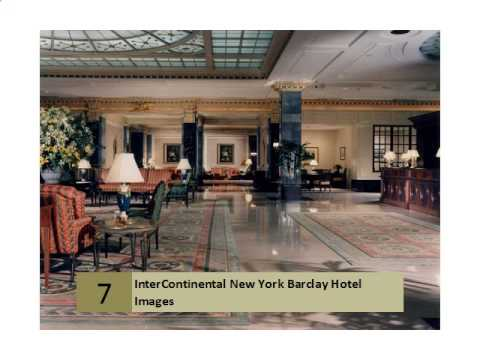 InterContinental New York Barclay Hotel Images