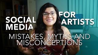 Social Media Marketing Mistakes, Myths & How Artists Can  Avoid Them