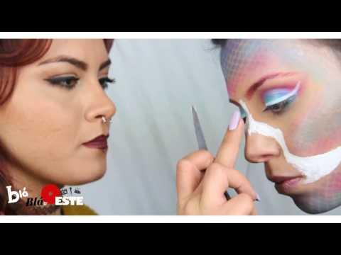 Mari Oli Make-Up Artist no Blá Blá Blá D'Oeste - SEREIA