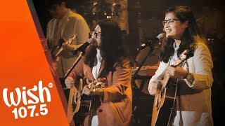 Ben&Ben perform Maybe The Night LIVE on Wish 107.5