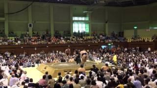 浦和駒場体育館。盛り上がりました!
