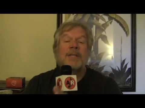 Randy Bachman and his Seymour Duncan P-Rails