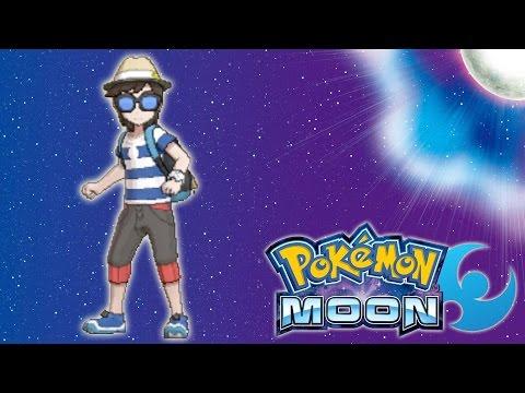 Pokemon: Moon - My New Look