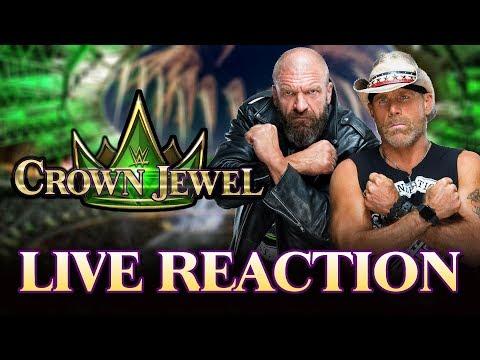 WWE Crown Jewel 2018 LIVE REACTION