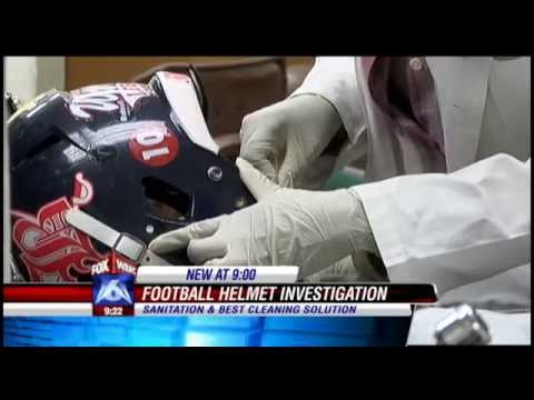 FOX6 OYS Helmet Investigation: How to keep your helmet clean (UAB research) PART 3