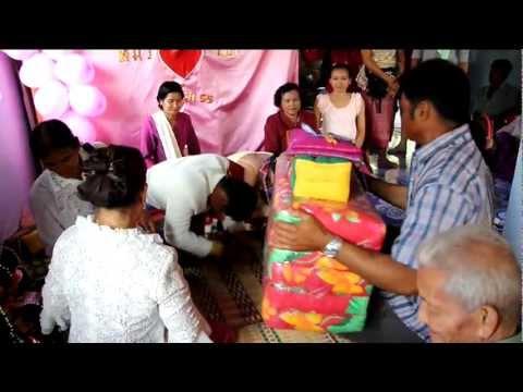 Thai Wedding Hochzeit In Thailand 2012 Youtube