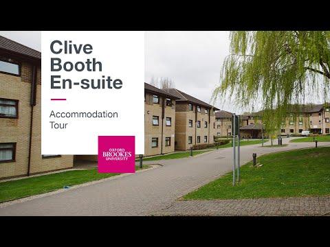 Clive Booth En Suite Accommodation Tour