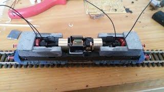 E499.0 - BTTB upgrade - příprava na digi s motorem MASHIMA