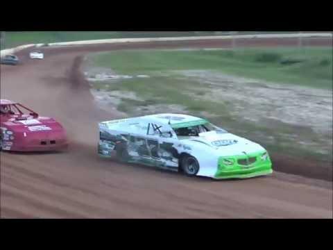 Tyler Sistrunk Motorsports - Putnam County Speedway - Heat Race Win - 9-24-2016