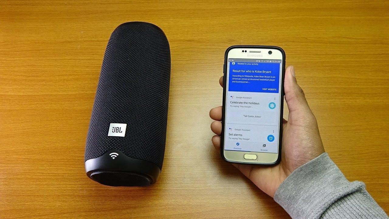 JBL Link 20 Speaker Review