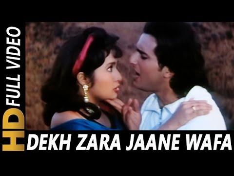 Dekh Jara Jaane Wafa | Abhijeet, Jyoti | Ek Tha Raja 1996 Songs | Saif Ali Khan