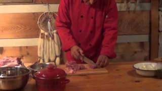 рецепт приготовления шашлыка из свинины видео