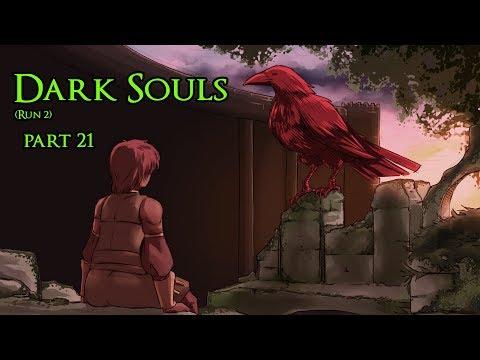 Let's Plague: Dark Souls (Run 2) Item Randomized, Aggression, Gravelord [Part 21]