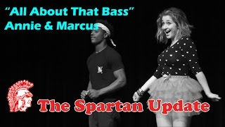 Annie and Marcus: All About That Bass