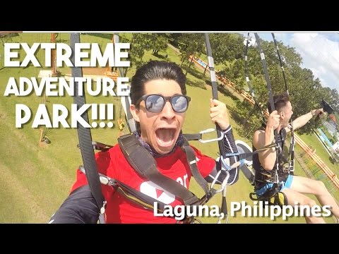 Most Extreme Adventure Park in the Philippines (Laguna)