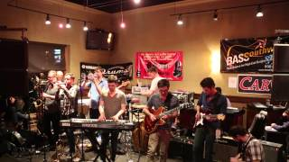 Snarky Puppy Performing at NAMM Bass Bash!!
