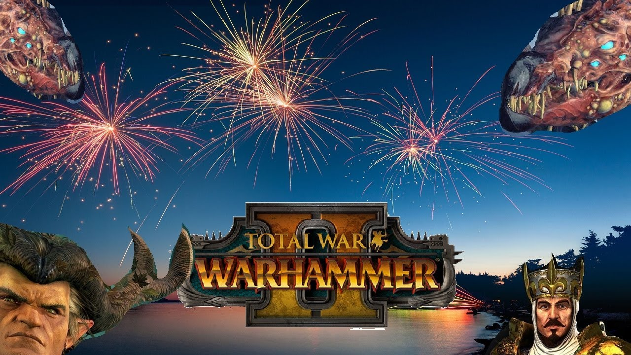 Live Stream] HAPPY NEW YEARS! Lore Builds + Fun | Total War: Warhammer 2 -  YouTube
