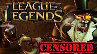 Global Splash Update Sees League Of Legends Censored Worldwide
