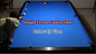 Straight Cushion-Frozen Shots and Techniques ... Follow Up