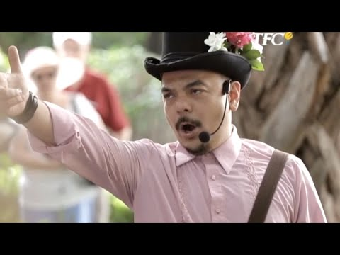Bisita Manila: Carlos Celdran's Tour of Intramuros (TFC The Filipino Channel)