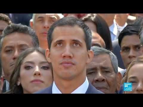 Venezuela crisis: who is Juan Guaido, Venezuela's self-declared interim President?