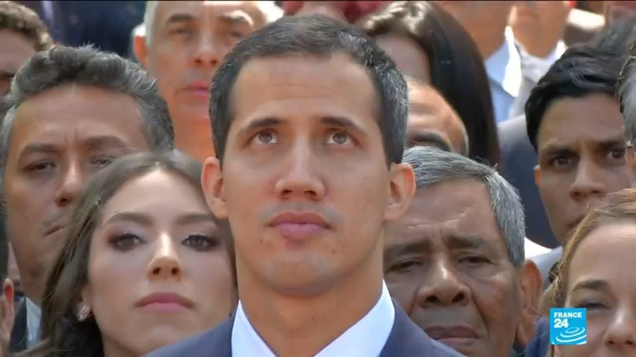 Situasi Venezuela Mencemaskan, Kubu Oposisi Minta Bantuan Militer Pentagon