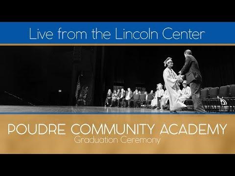Poudre Community Academy Graduation 2018