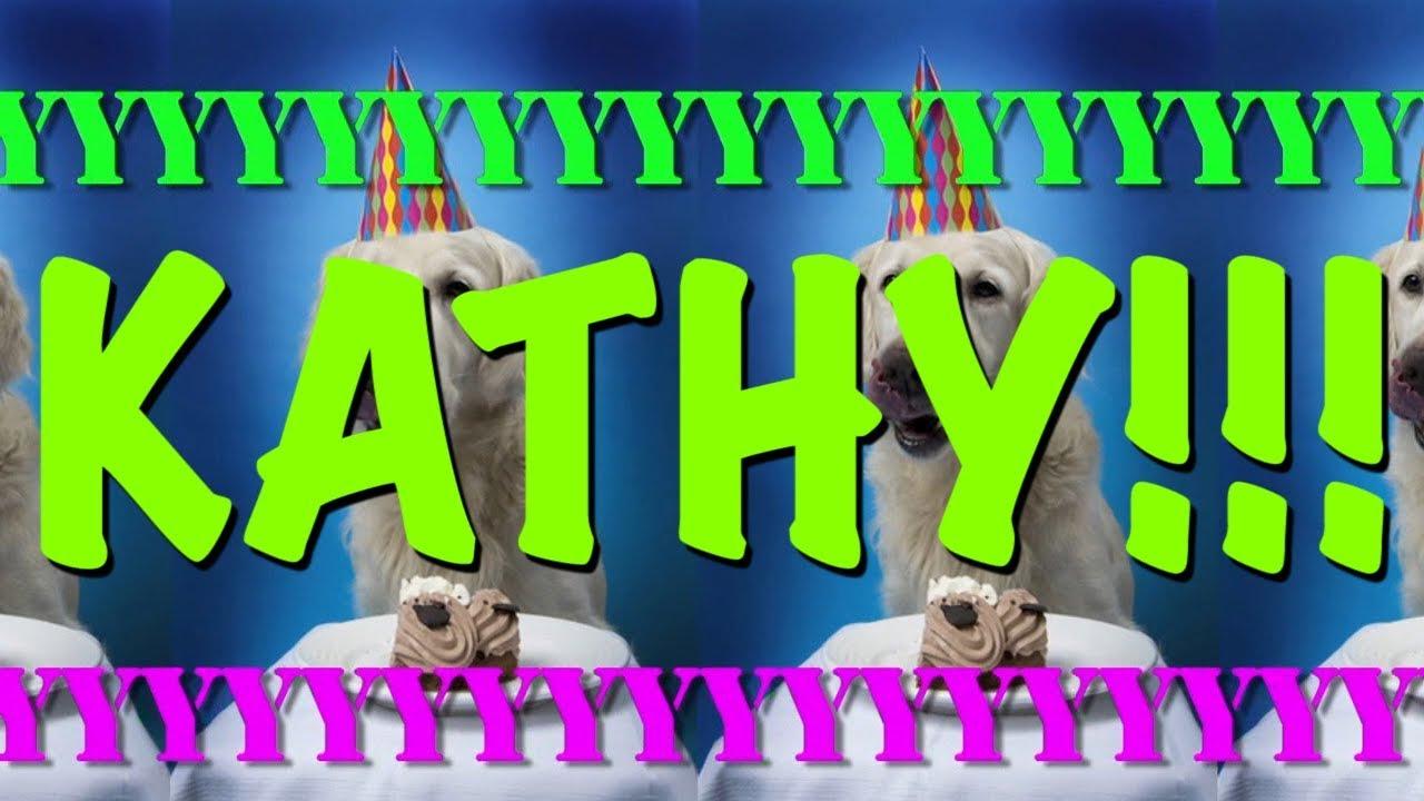 Happy Birthday Kathy Epic Happy Birthday Song Youtube