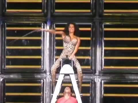 Return of the Spice Girls Tour - AYGGMW (Mel B's Solo)