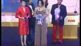Repeat youtube video Ploy Chermarn at Mthai top talk about 2011