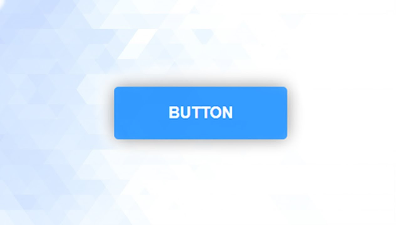 How to Create a Hover Button with a Glowing Shadow Effect Using CSS, HTML