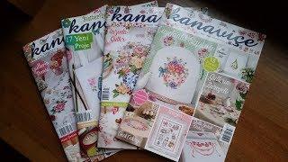 Листаем турецкие журналы по вышивке