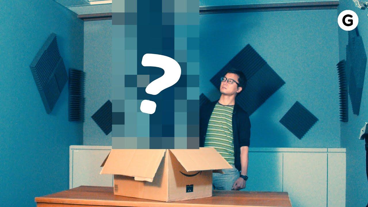 【なんやこれ】Amazonからギズモードに謎の箱が届いたんだが…